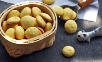 吃货电烤箱食谱:蛋黄小饼干的做法!\(^o^)/【新手篇】