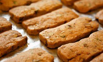 开心果黄油饼干的制作方法