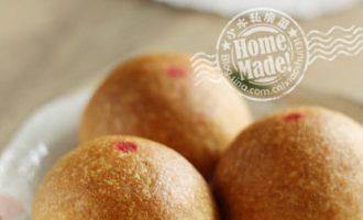 中秋节最好吃的月饼-火腿月饼【推荐大家吃一次】