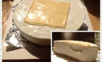 网友rena投稿:原创海盐芝士蛋糕的制作方法