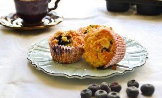 吃货电烤箱食谱:母亲节为妈妈制作蓝莓麦芬【母亲节特辑】
