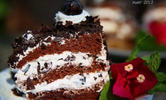 吃货电烤箱食谱:献给母亲浓浓的爱意-黑森林蛋糕的制作方法【母亲节特辑】