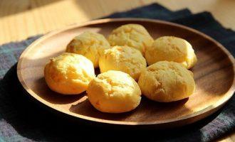 芝士麻薯的制作方法【电烤箱食谱】