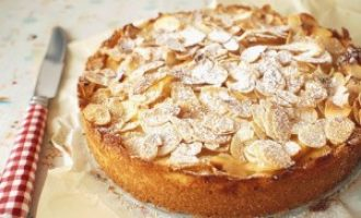 吃货电烤箱食谱:情人节小艺教你做apple tart(苹果塔)