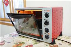 女汉子的第一次 老娘终于有烤箱了!