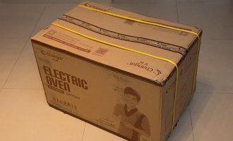 长帝crtf40t电烤箱开箱-体验这个烤箱好不好?【试用报告1】