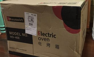 全职妈妈告诉你海氏 HO-40E大容量电脑烤箱怎么样?【试用报告2】