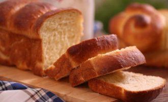 烘焙食谱-牛奶面包制作方法