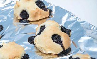 烘焙食谱-蓝莓软曲奇制作方法