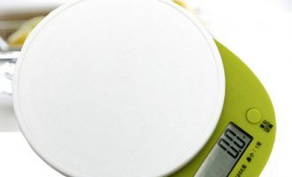 烘焙工具-成为烘焙达人之前必备神器【厨房电子秤】