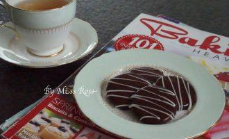 薄荷巧克力饼干烘焙食谱