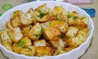 电烤箱怎么烤土豆?方法是什么?杜绝小地摊自己做更干净