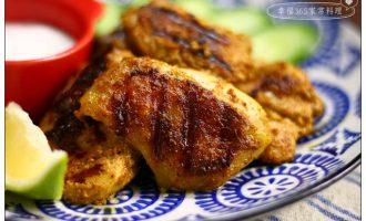 无肉不欢-印度风味烤鸡烘焙食谱