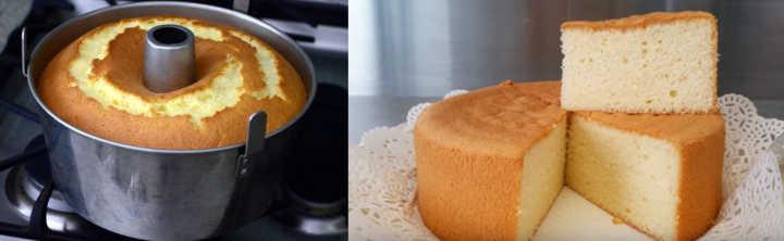 戚风蛋糕和海绵蛋糕有什么区别?