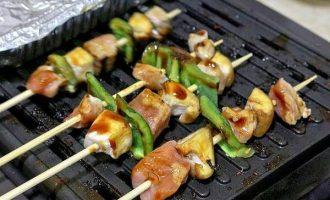 烤箱如何烤肉串-烤肉串食谱