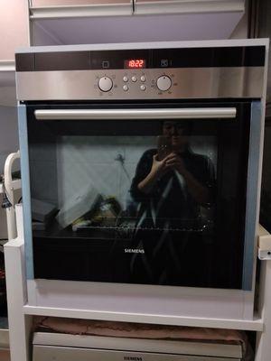 SIEMENS/西门子HB331E3W嵌入式电烤箱好不好用?看评论决定是否购买?