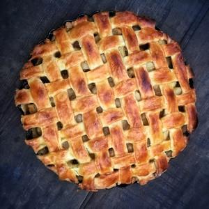 苹果派(6寸)——将甜蜜与温暖编织入心的做法 步骤17