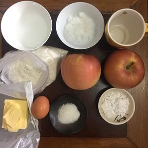 苹果派(6寸)——将甜蜜与温暖编织入心的做法 步骤1