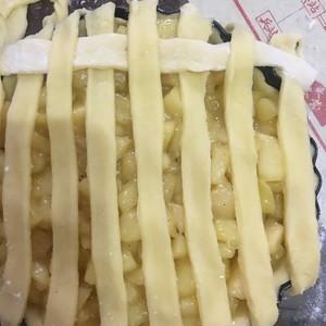 苹果派(6寸)——将甜蜜与温暖编织入心的做法 步骤14