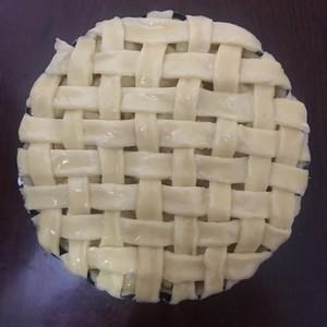苹果派(6寸)——将甜蜜与温暖编织入心的做法 步骤16