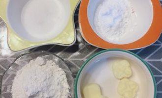 电烤箱烘焙食谱-酥皮泡芙制作方法