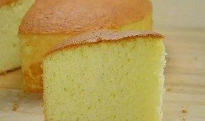 全蛋海绵蛋糕(转摘)的做法 步骤9