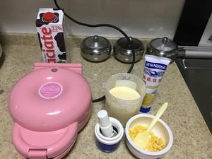 炼乳小蛋糕的做法 步骤1