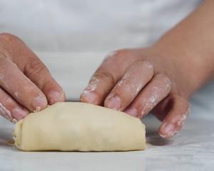象形红薯面包的做法 步骤18