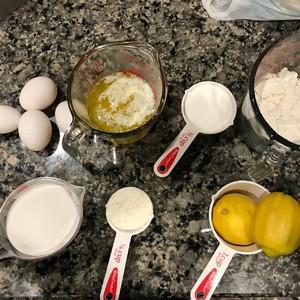 柠檬糕的做法 步骤1