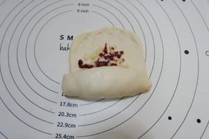 蔓越莓椰蓉面包卷的做法 步骤13