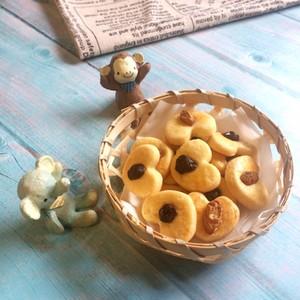 抱杏仁的呆萌小光头饼干 | 烘焙新手入门篇的做法 步骤18