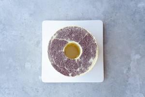 黑米粉大理石蒸蛋糕(超详尽)的做法 步骤17