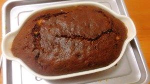 香蕉巧克力蛋糕的做法 步骤3
