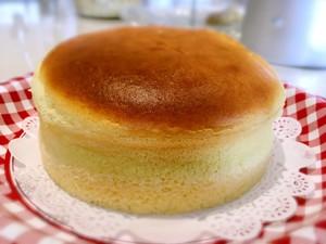 烘培课-轻乳酪蛋糕的做法 步骤18