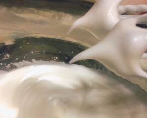 椰丝戚风(水浴法)的做法 步骤8