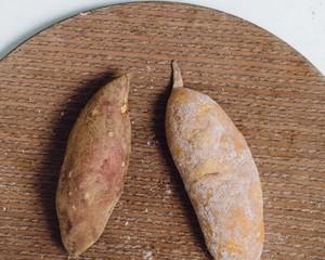 象形红薯面包的做法 步骤21