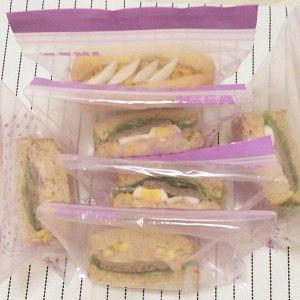 吞拿鱼三明治的做法 步骤7