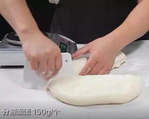原创配方 | 牛奶吐司的做法 步骤6