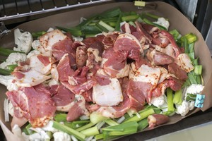 烤箱快手生酮餐的做法 步骤7