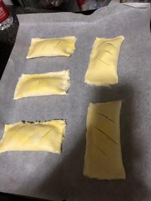 吐司菠萝派步骤的做法 步骤7