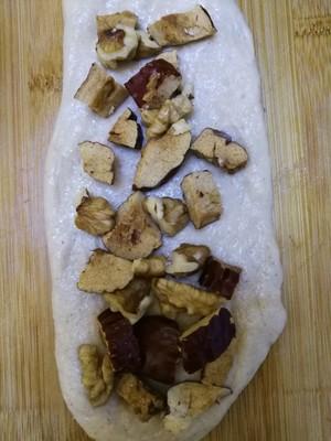 酸奶燕麦面包的做法 步骤3