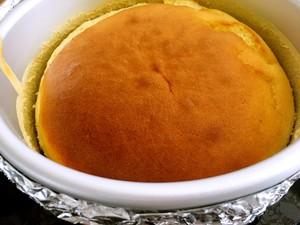 烘培课-轻乳酪蛋糕的做法 步骤16