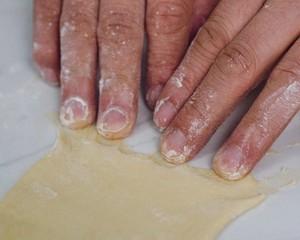 象形红薯面包的做法 步骤16
