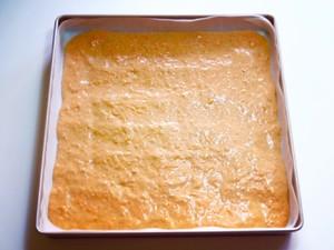低脂低糖健康胡萝卜蛋糕的做法 步骤8