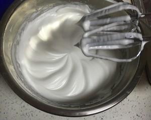 超简单美味可可戚风蛋糕(八寸)!的做法 步骤3