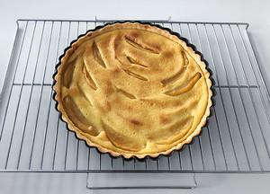 法式焦糖苹果派的做法 步骤10