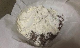 超简单美味可可戚风蛋糕(八寸)-烘焙食谱