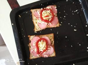 芝士面包片的做法 步骤1