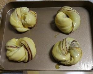 酸奶奶酪豆沙包的做法 步骤7