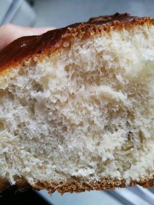 酸奶燕麦面包的做法 步骤7